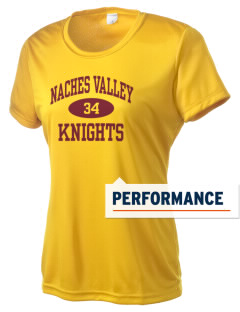 Naches Valley Middle School Knights Women's Competitor Performance T-Shirt