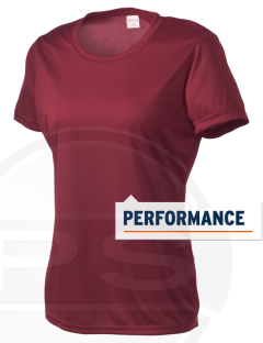 James McGee Elementary School Mustangs Women's Competitor Performance T-Shirt
