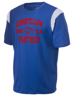 Longfellow Elementary School Panthers Holloway Men's Rush T-Shirt