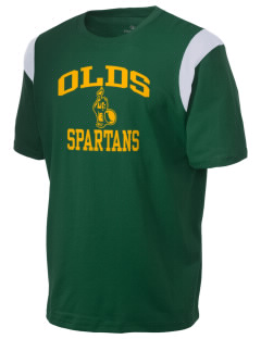 Robert L Olds Junior High School Spartans Holloway Men's Rush T-Shirt