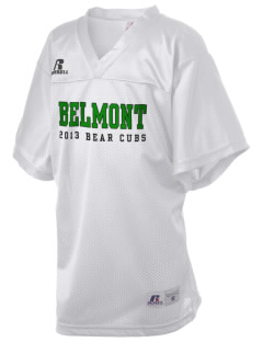 Belmont Elementary School Bear Cubs Russell Kid's Replica Football Jersey