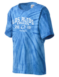 Los Altos High School Eagles Kid's Tie-Dye T-Shirt