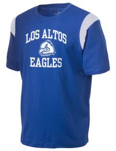 Los Altos High School Eagles Holloway Men's Rush T-Shirt