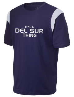 Del Sur School Dragons Holloway Men's Rush T-Shirt