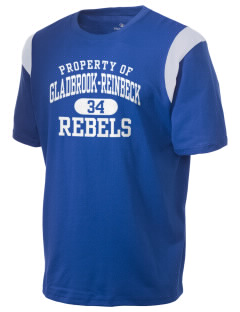 Gladbrook-Reinbeck School Rebels Holloway Men's Rush T-Shirt