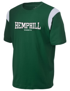 Hemphill High School Hornets Holloway Men's Rush T-Shirt