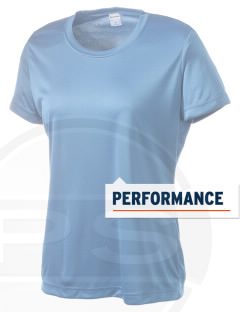 Elkhorn School Ocelots Women's Competitor Performance T-Shirt