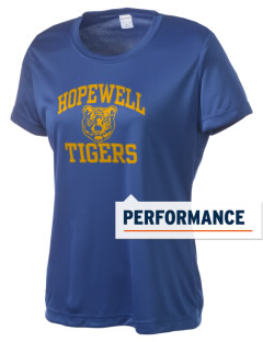 Hopewell Elementary School Tigers Women's Competitor Performance T-Shirt