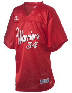 Long Valley Charter School Warriors Russell Kid's Replica Football Jersey