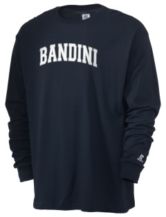 Bandini Elementary School Bears  Russell Men's Long Sleeve T-Shirt