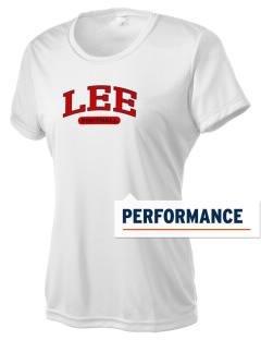 Lee Elementary School Lions Women's Competitor Performance T-Shirt