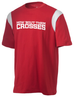 Holy Trinity School Crosses Holloway Men's Rush T-Shirt