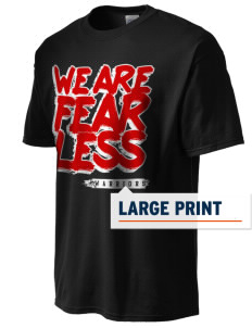 Bill reed middle school warriors football apparel prep for T shirt printing loveland co