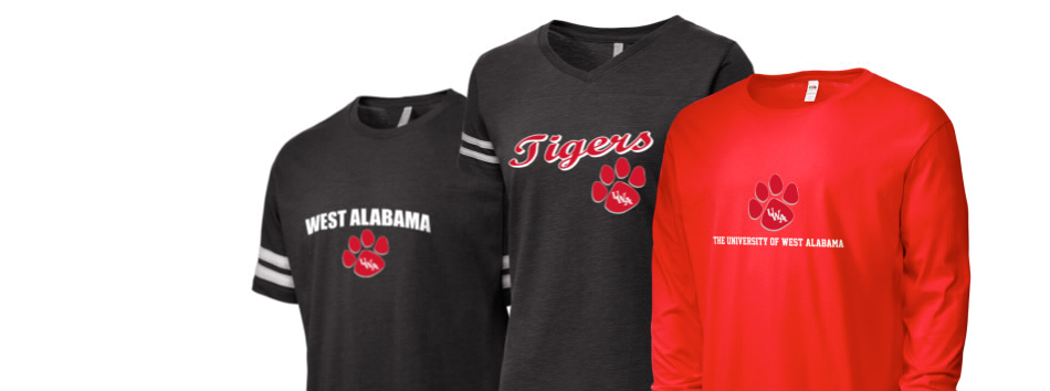The University Of West Alabama Tigers Apparel Store Livingston