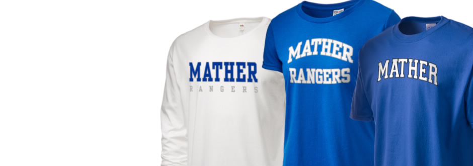 mather high school rangers apparel store chicago illinois