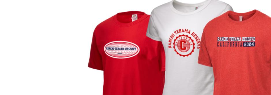 9453b6c249 Rancho Tehama Reserve fan gear!