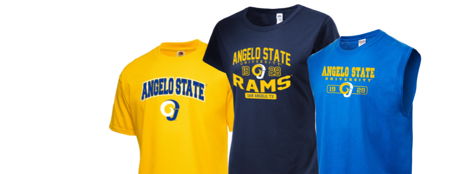 angelo state university rams apparel store san angelo texas