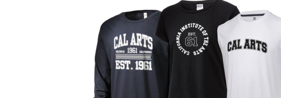 california institute of the arts est 1961 apparel store valencia