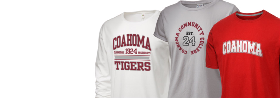 Coahoma Community College Fan Gear