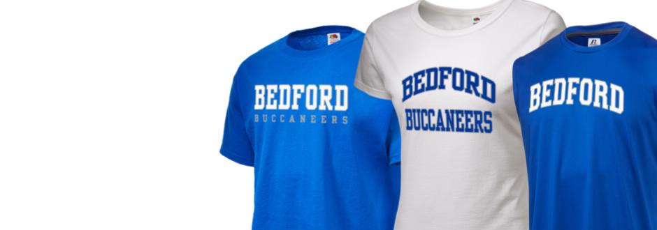bedford high school buccaneers apparel store bedford