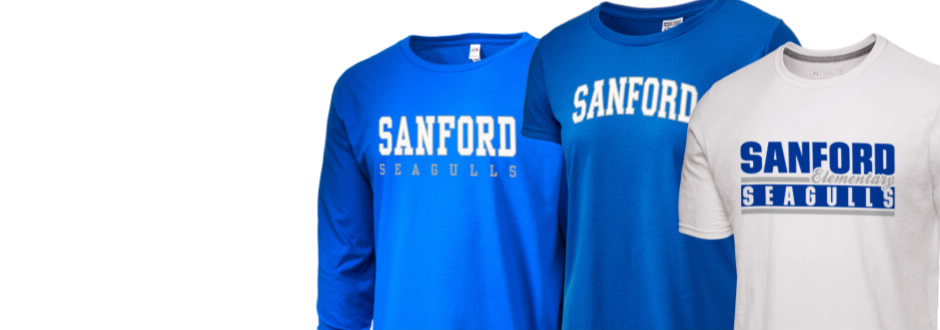 Sanford Elementary School Apparel Store