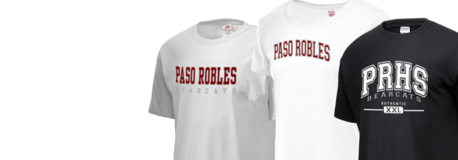 Paso Robles High School Fan Gear