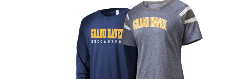 grand haven high school buccaneers apparel store grand haven