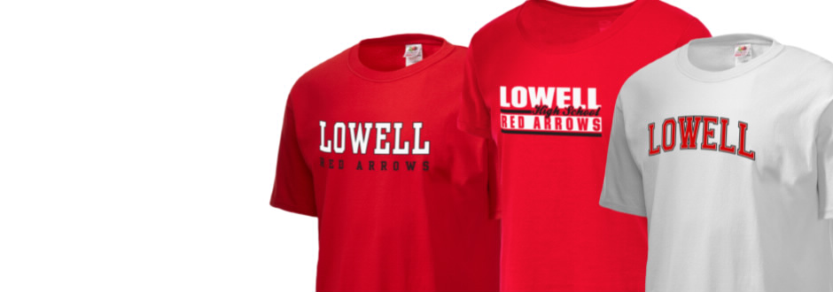 5aa06dcb Lowell High School fan gear!