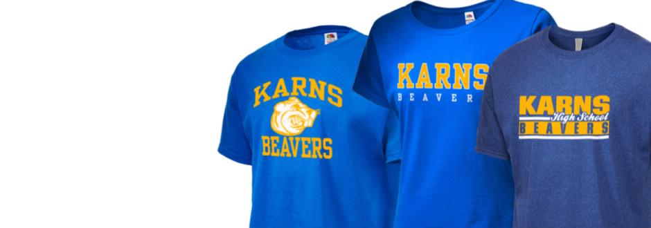 0c4fbbe4c27 Karns High School fan gear!