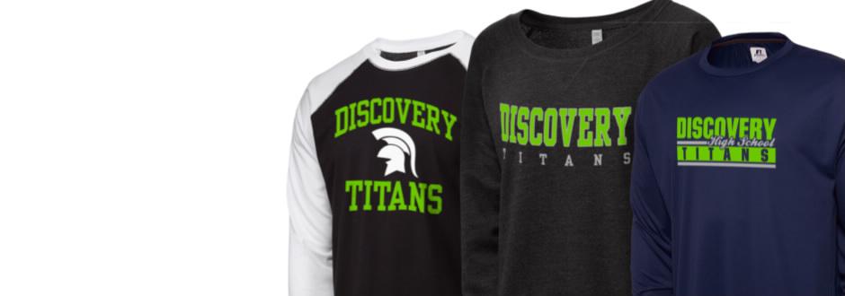 e80a4d1e8a Discovery High School Titans Apparel Store