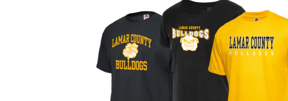 Lamar County High School Bulldogs Apparel Store | Vernon ...