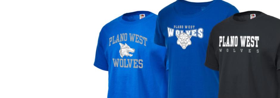 271e5e5d Get your Wolves Gear. Men'sWomen's. Shop your Plano West High School ...
