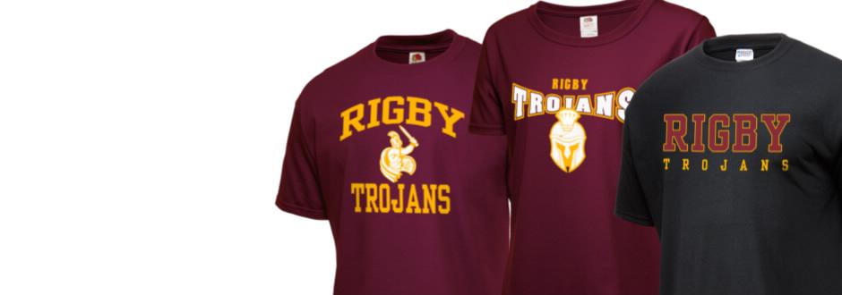 78e53485b5f5 Get your Trojans Gear. Men sWomen s. Shop your Rigby Middle School ...