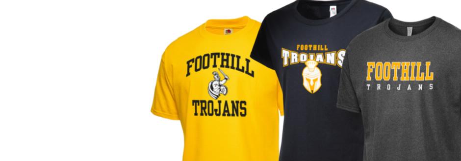 Foothill High School Fan Gear