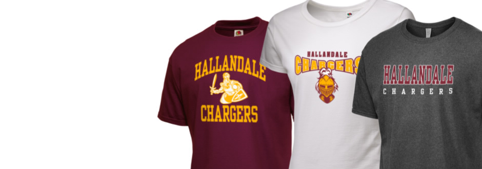 Hallandale High School Chargers Arel