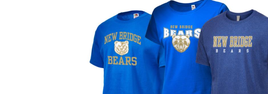 New Bridge Middle School fan gear! 67f178366