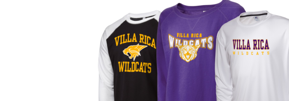 48acca69806 Villa Rica High School Wildcats Apparel Store