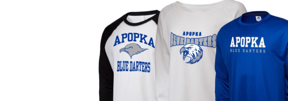 Apopka High School Blue Darters Apparel Store Apopka Florida