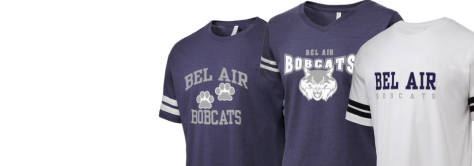 4e7f0850fb5f Get your Bobcats Gear. Men sWomen s. Shop your Bel Air High School ...