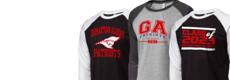 0acaff1319d Germantown Academy Patriots Apparel Store
