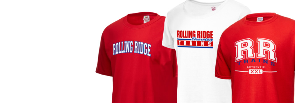 Rolling Ridge Elementary School Trains Apparel Store  5dc7e3048c