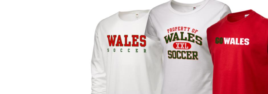 Wales Soccer fan gear! a09c61d15e7b