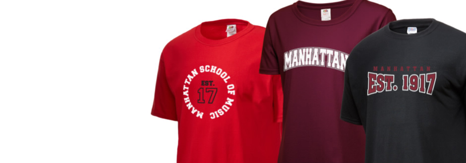 Manhattan School Of Music Est 1917 Apparel Store 85228f6d2a1