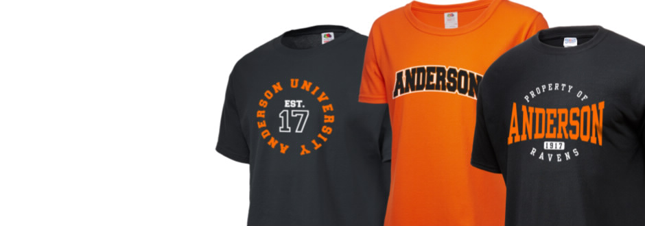 Anderson University Ravens Apparel Store Anderson Indiana