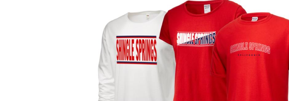 19e60914e9 Shingle Springs fan gear!