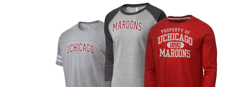 57e0dadf10d6 The University Of Chicago Maroons Apparel Store