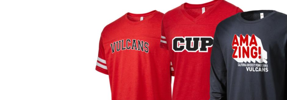 91fc1bfc2 California University Pennsylvania Vulcans Apparel Store