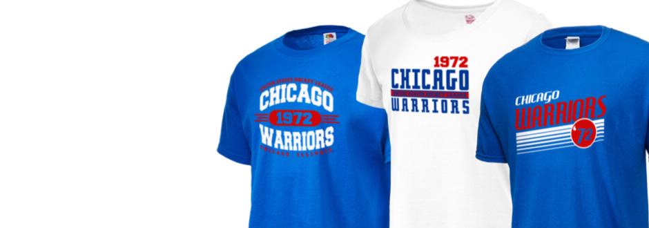 Shop for Chicago Warriors Hockey Apparel 7015cf2ae