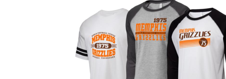 88d34d7f0 Shop for Memphis Grizzlies Football Apparel