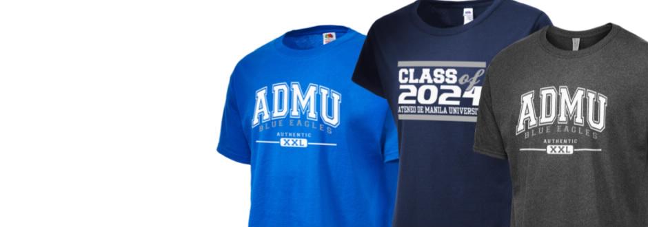 106042029ca Ateneo De Manila University Blue Eagles Apparel Store